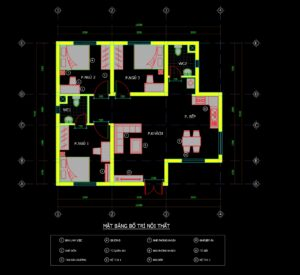 38.Apartment Plan Design AutoCAD File Free download