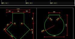 8.Bar Design Module AutoCAD blocks free download2