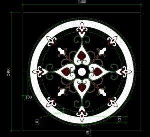 69.Paving Design CAD Blocks